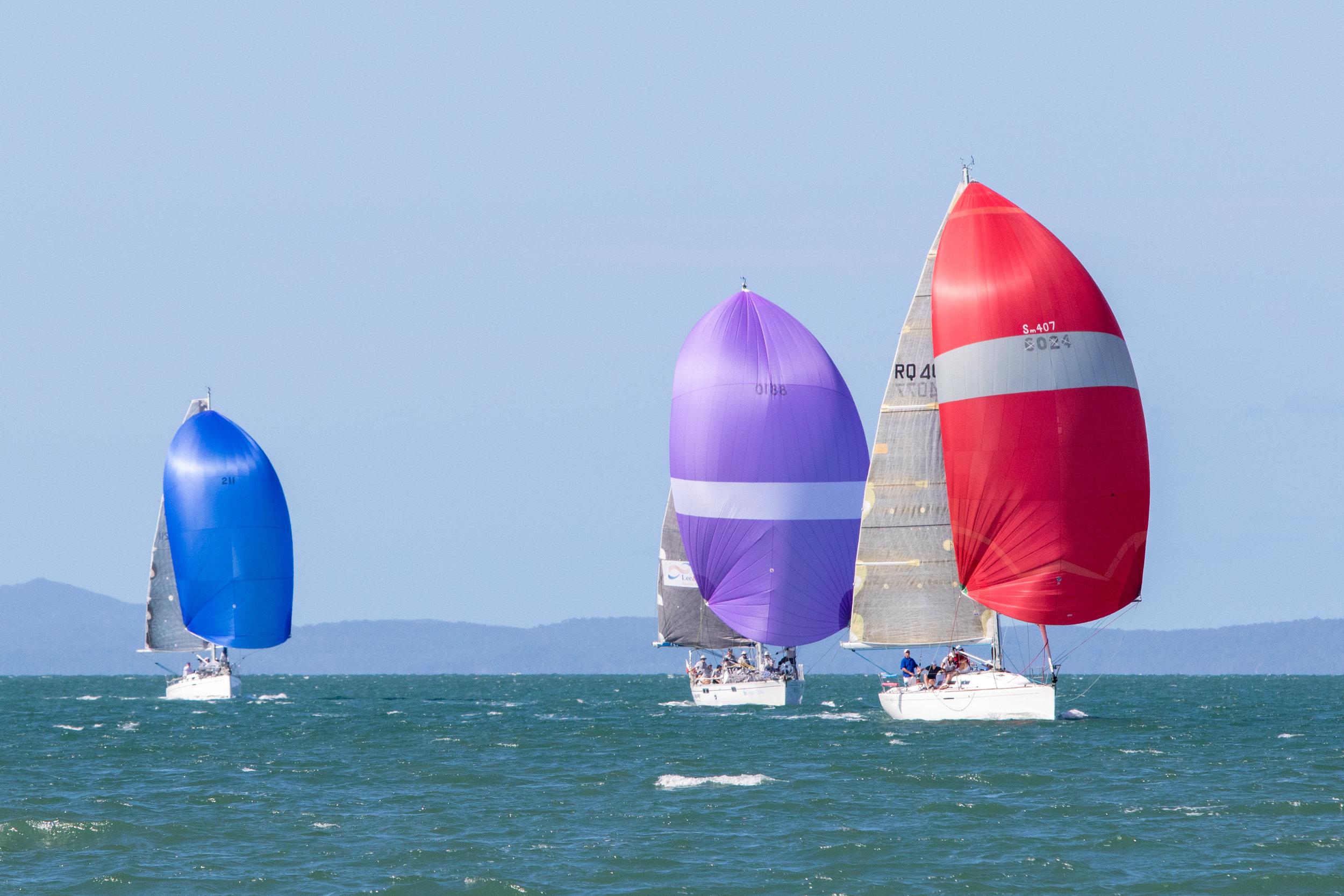 Hamilton Island Race Week 2016 - Boat Gold Coast