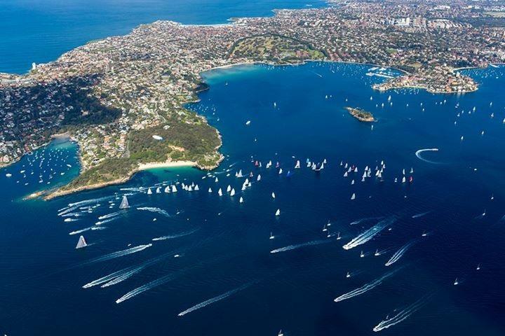 Sydney Gold Coast Race 2016 - Yacht Boat News