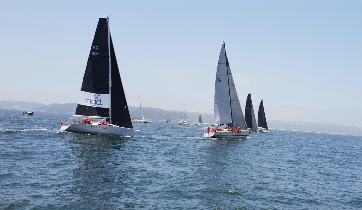 Pittwater to Paradise Regatta 2019 - Sail World