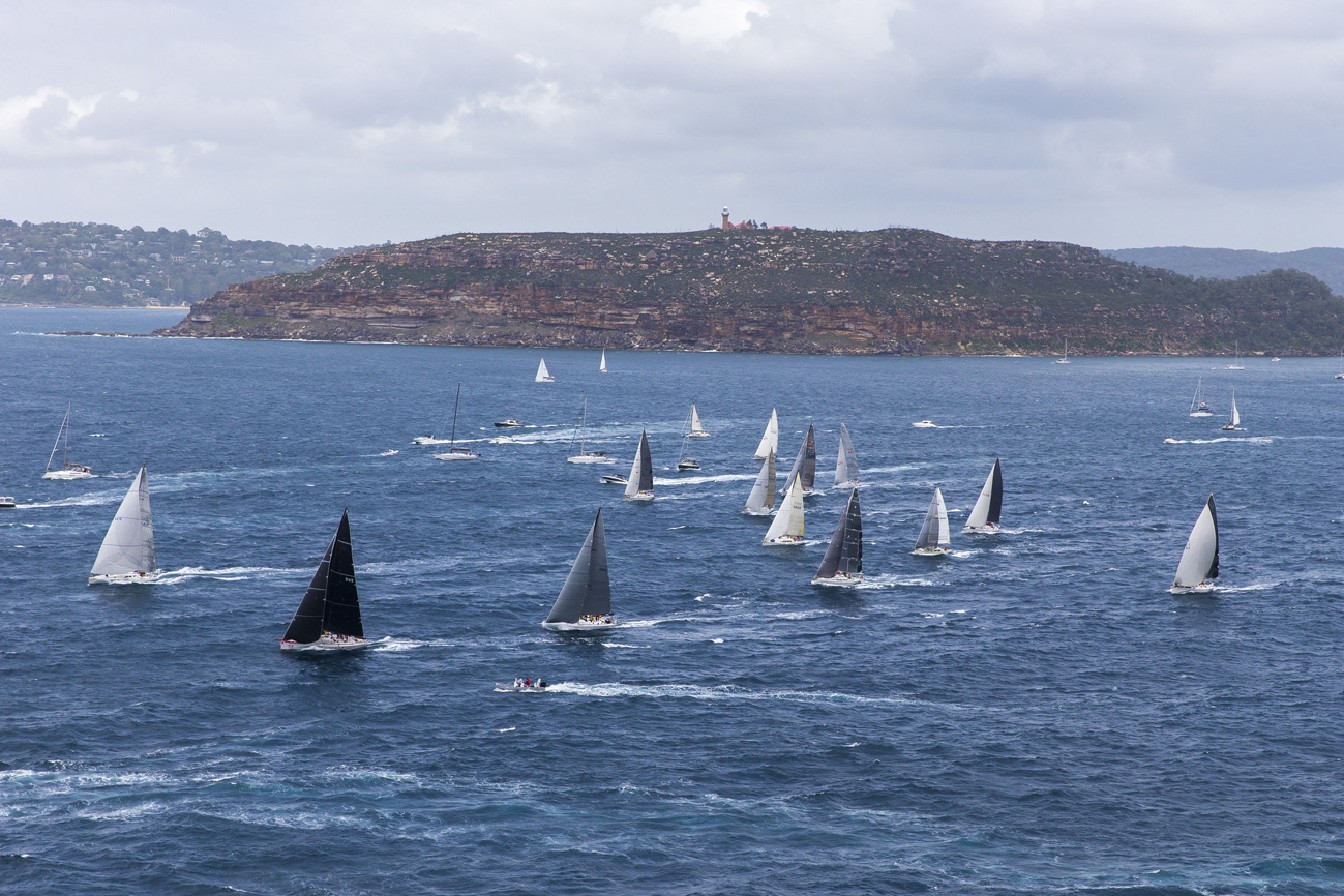 Pittwater to Paradise Regatta 2019 - Adventures of a Sailor Girl