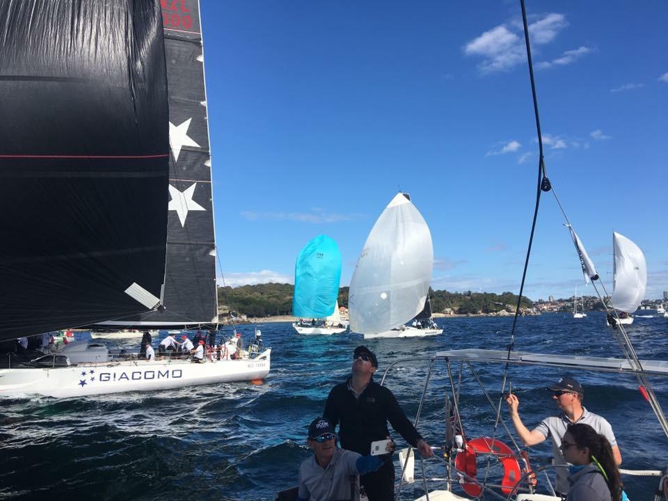 Sydney Gold Coast Race 2016 - The Weekend Australian