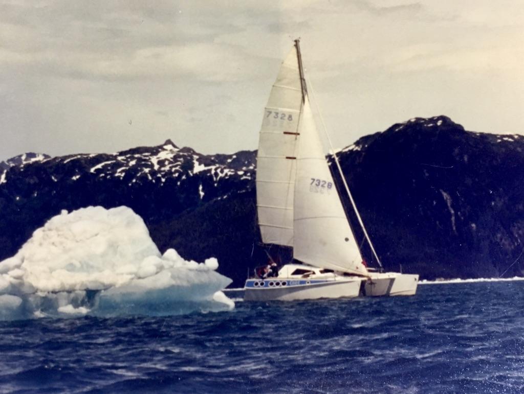 Dennis Webster Pacific Circumnavigation