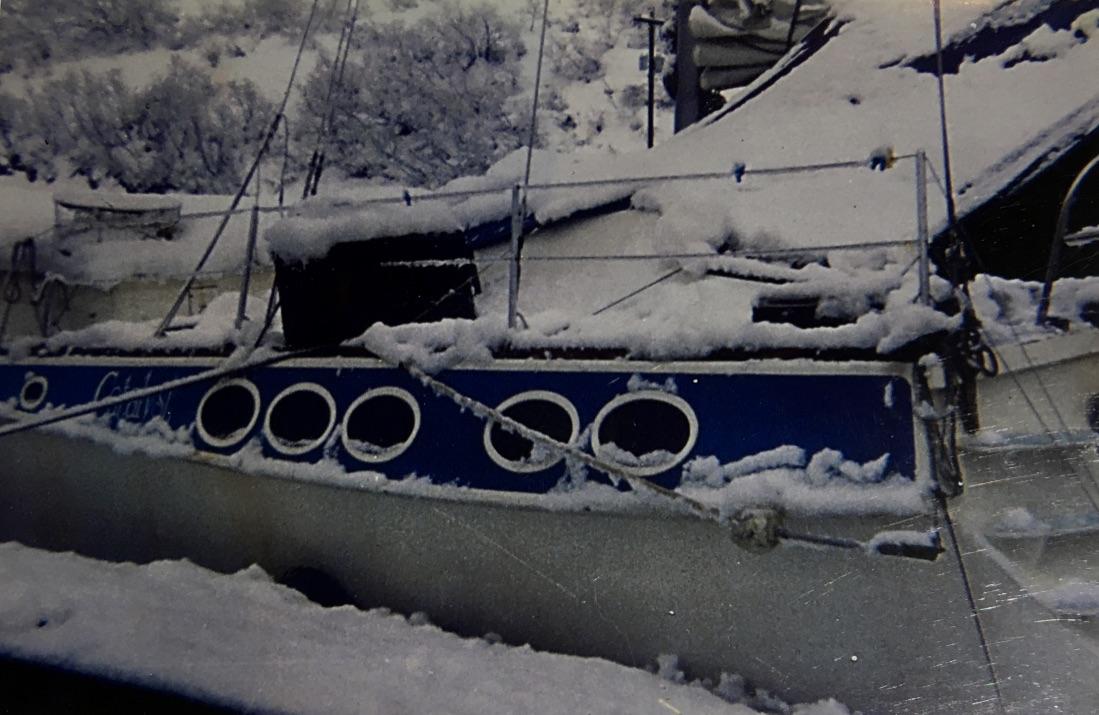 Dennis Webster Dutch Harbour Alaska