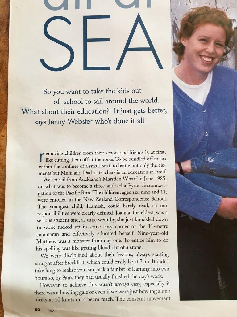 Magazine Article Catalyst Dennis Webster