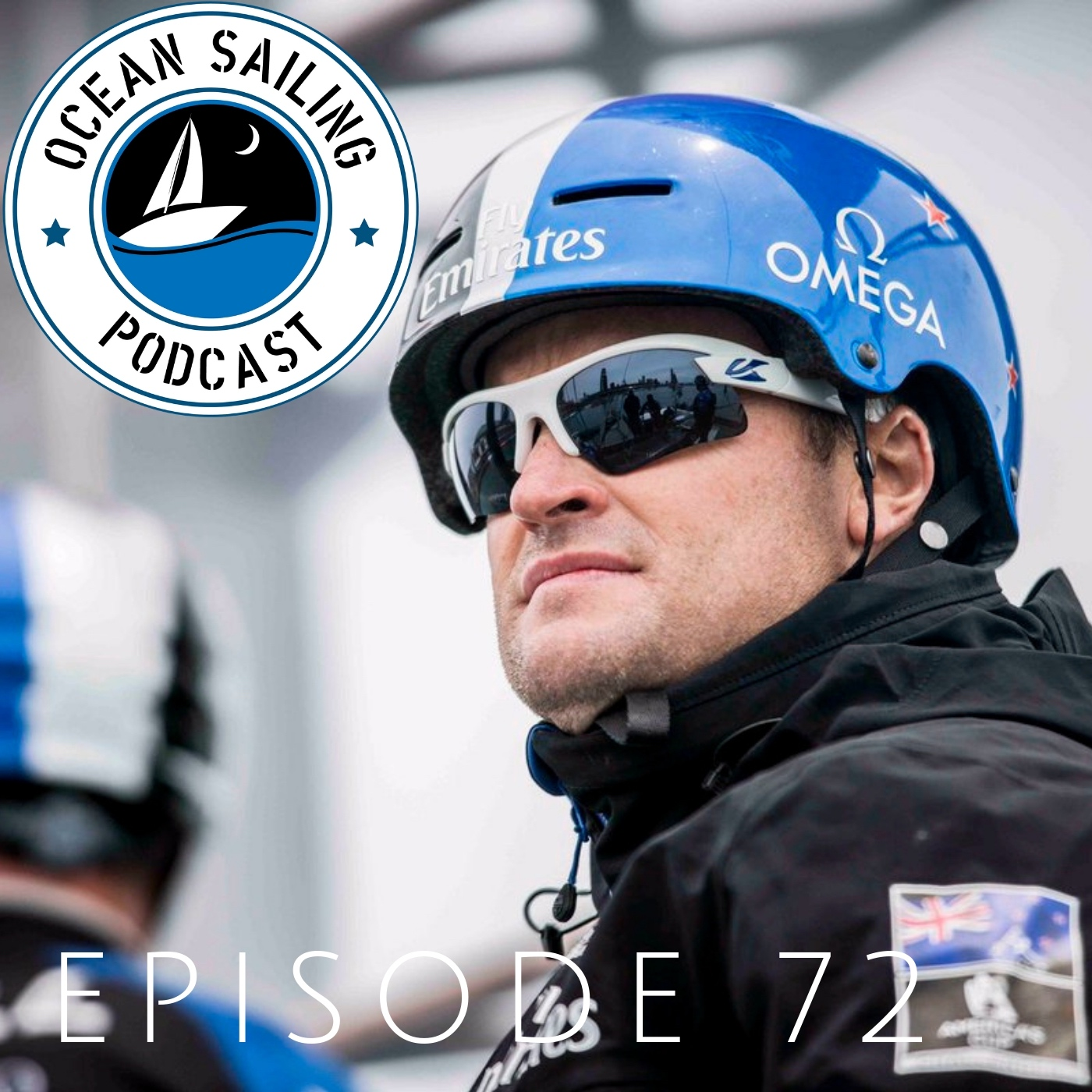 Glenn Ashby Emirates Team New Zealand Americas Cup