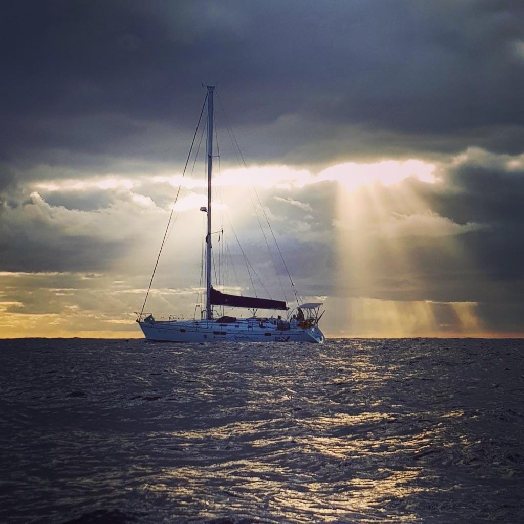 Trans Tasman Sailing offshore passage