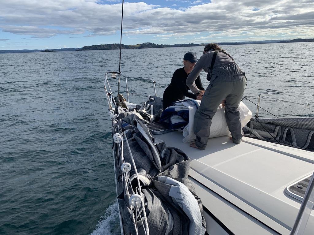 Trans Tasman Sailing offshore passage training