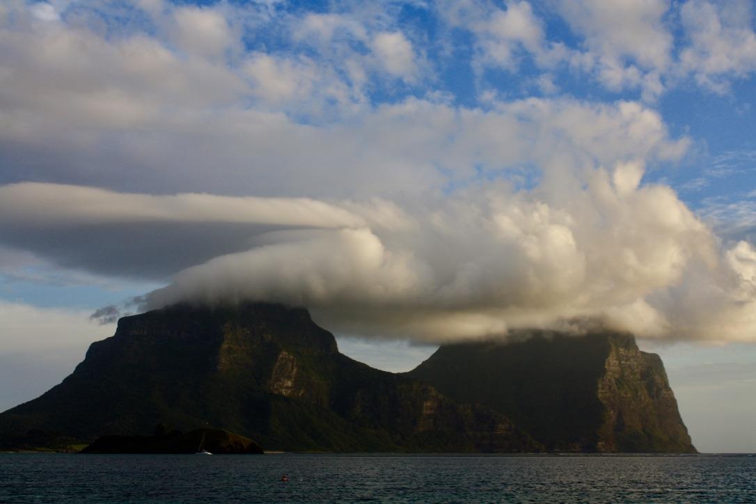 Lord Howe Island Sailing
