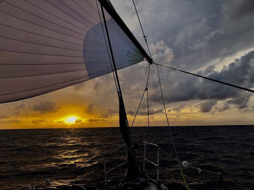 Sailing to Lord Howe Island