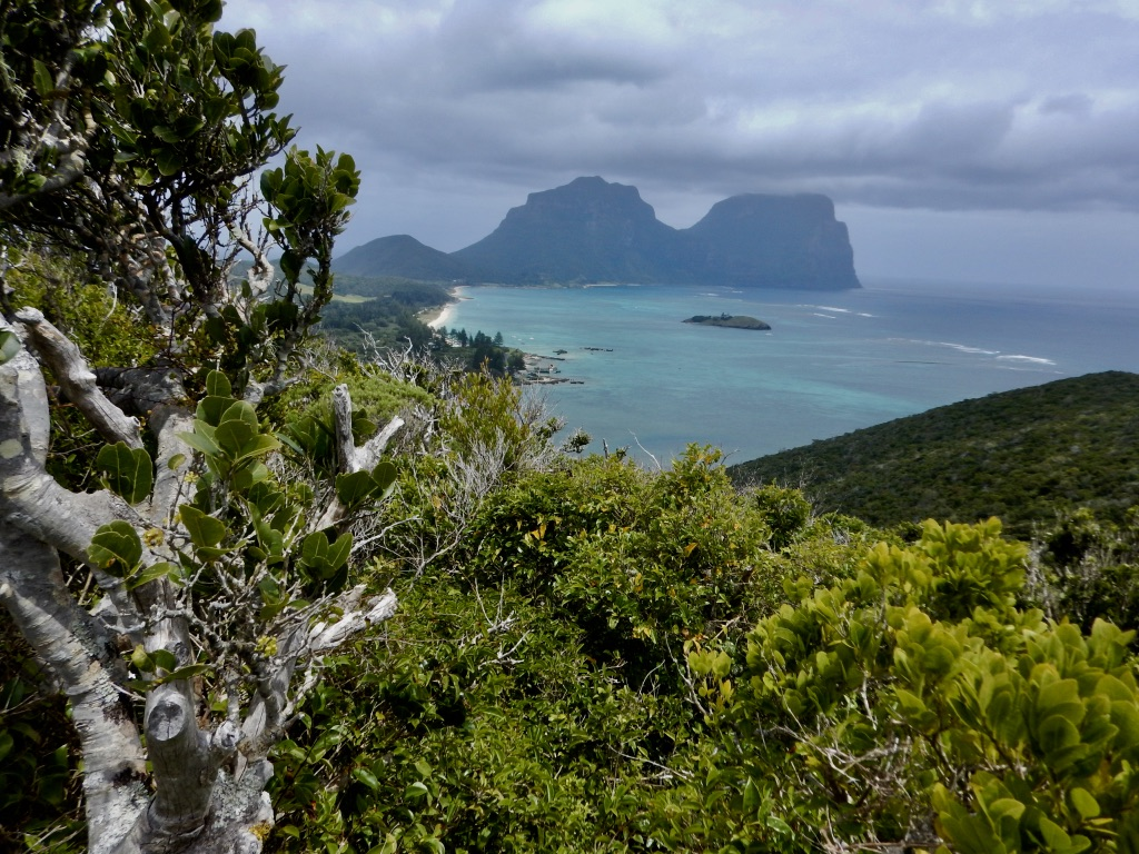 Lord Howe Island anchorage