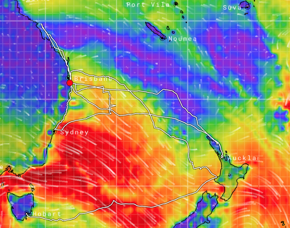 Predict Wind Live Tracker Ocean Gem