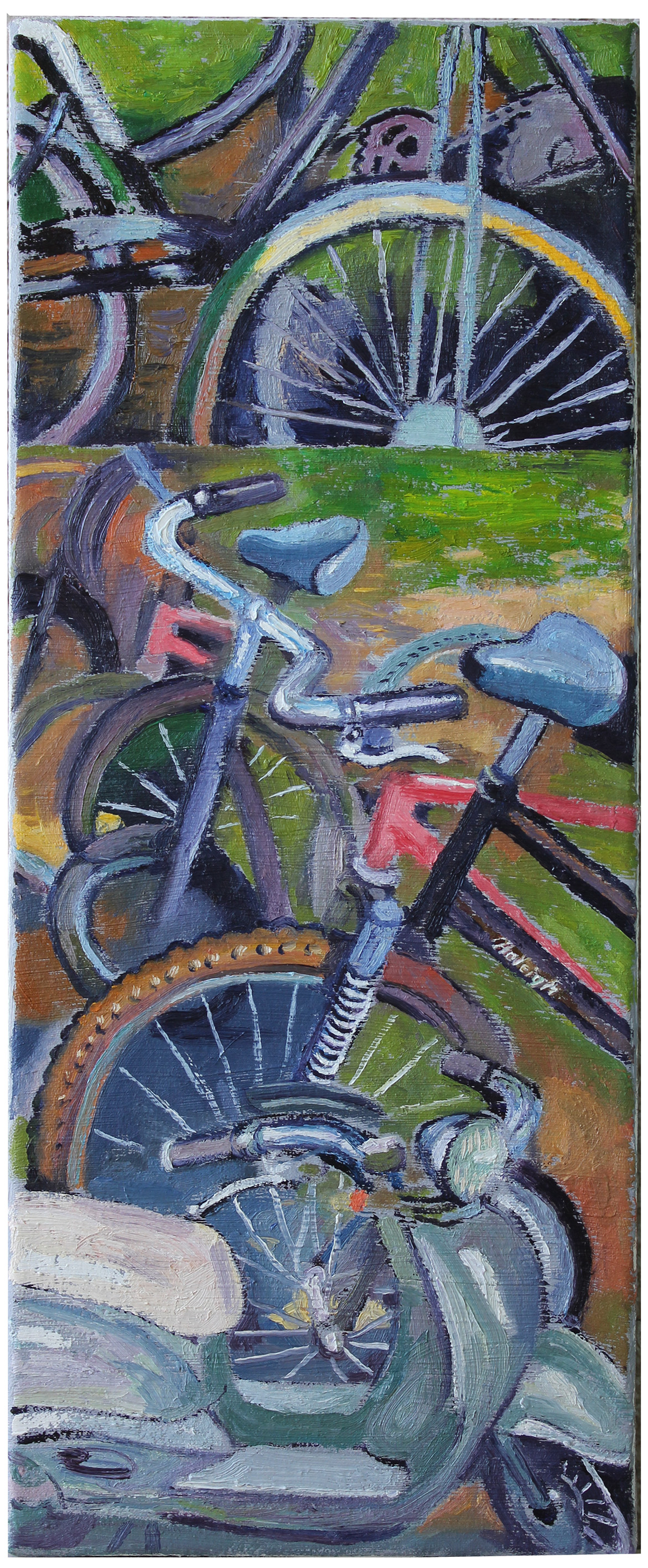 sm vertical oil bike painting D_GLYNN.jpg