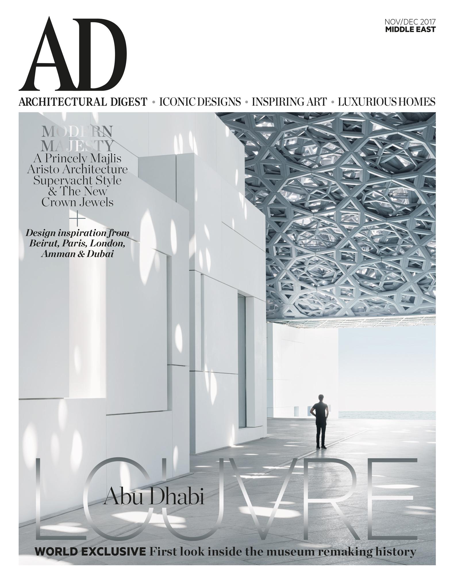 Architectural Digest | Nov-Dec 2017