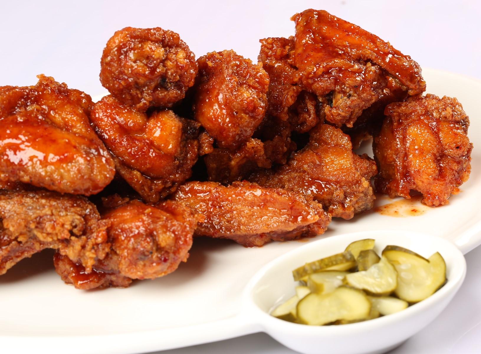 Hot korean spicy - Half Portion (2 ppl) / Full Portion (3-4ppl)560kgs / 990kgs