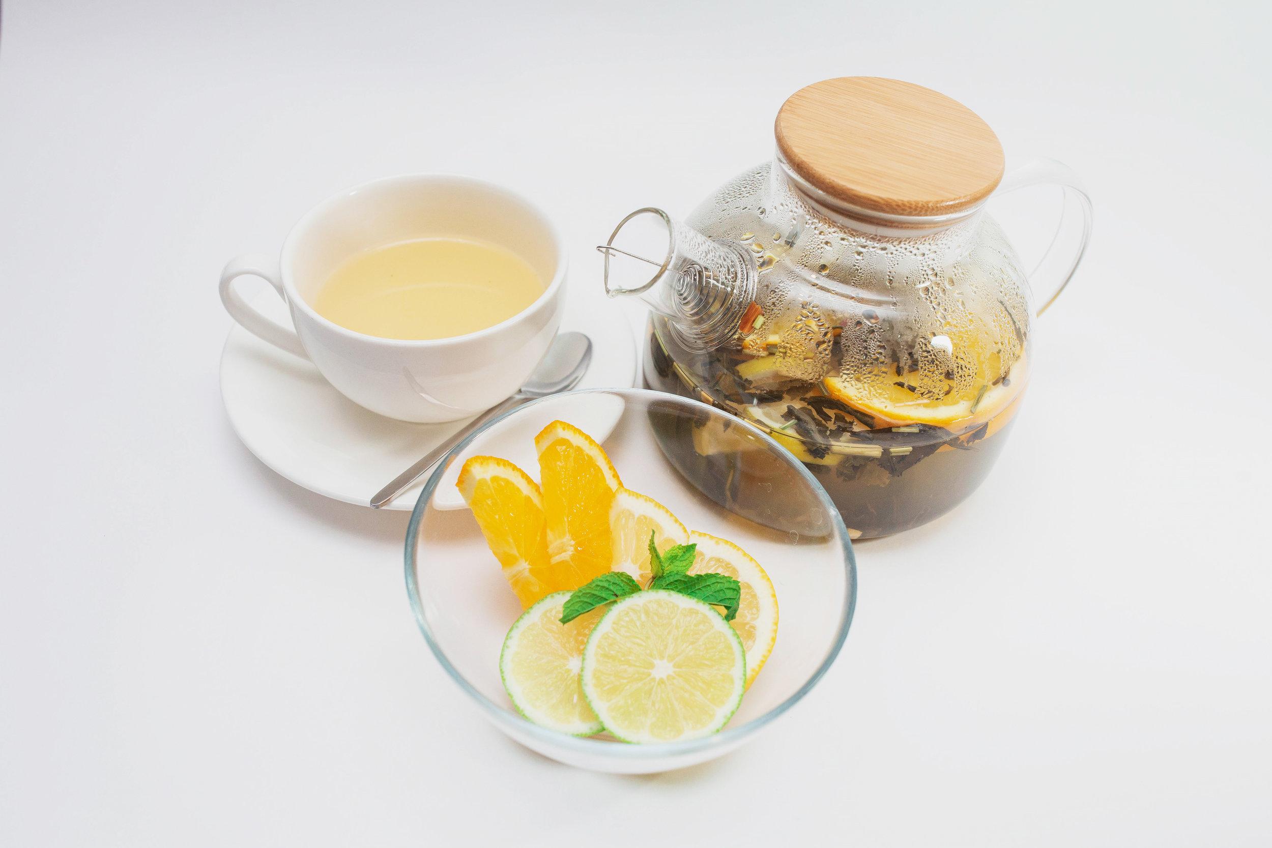 Citrus Tea - 190 kgs
