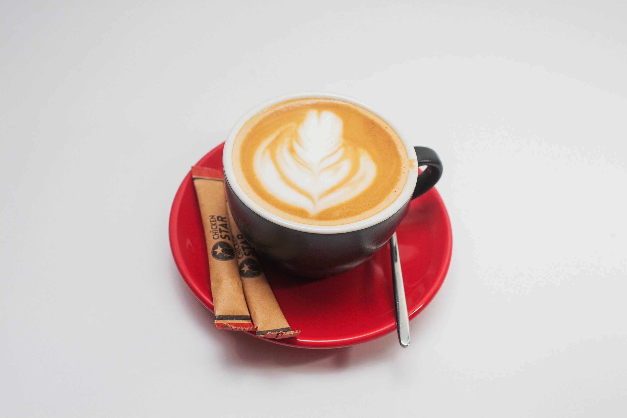 Latte - Hot / Iced160 kgs / 190 kgs