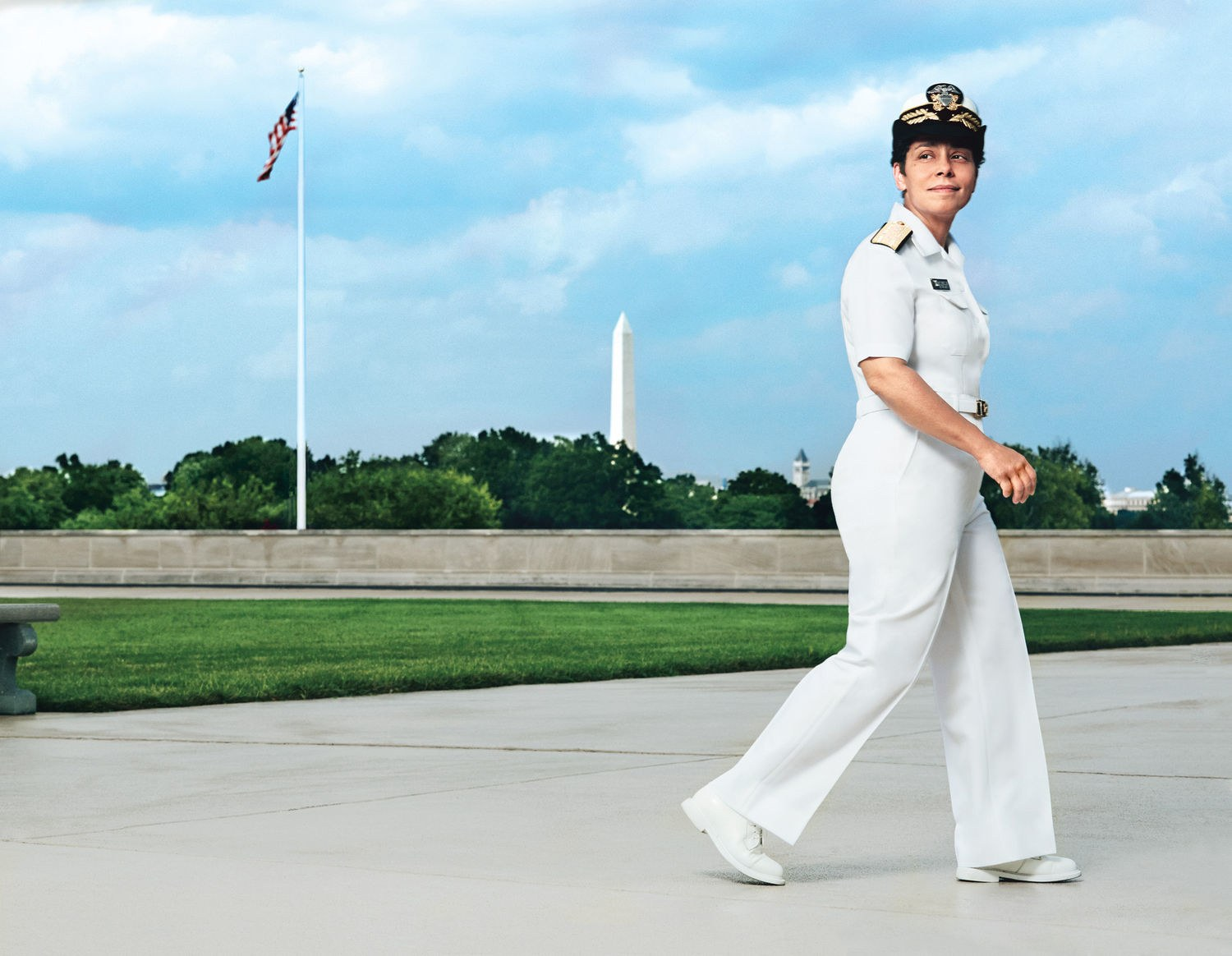 Michelle Howard - First Female Four-Star Admiral
