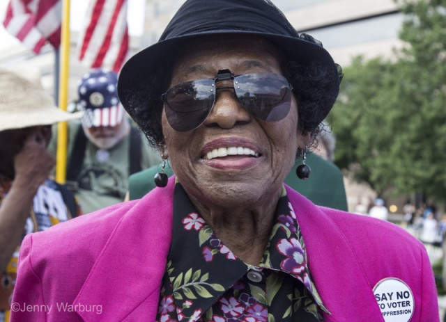 Rosanell Eaton - Voting Rights Activist