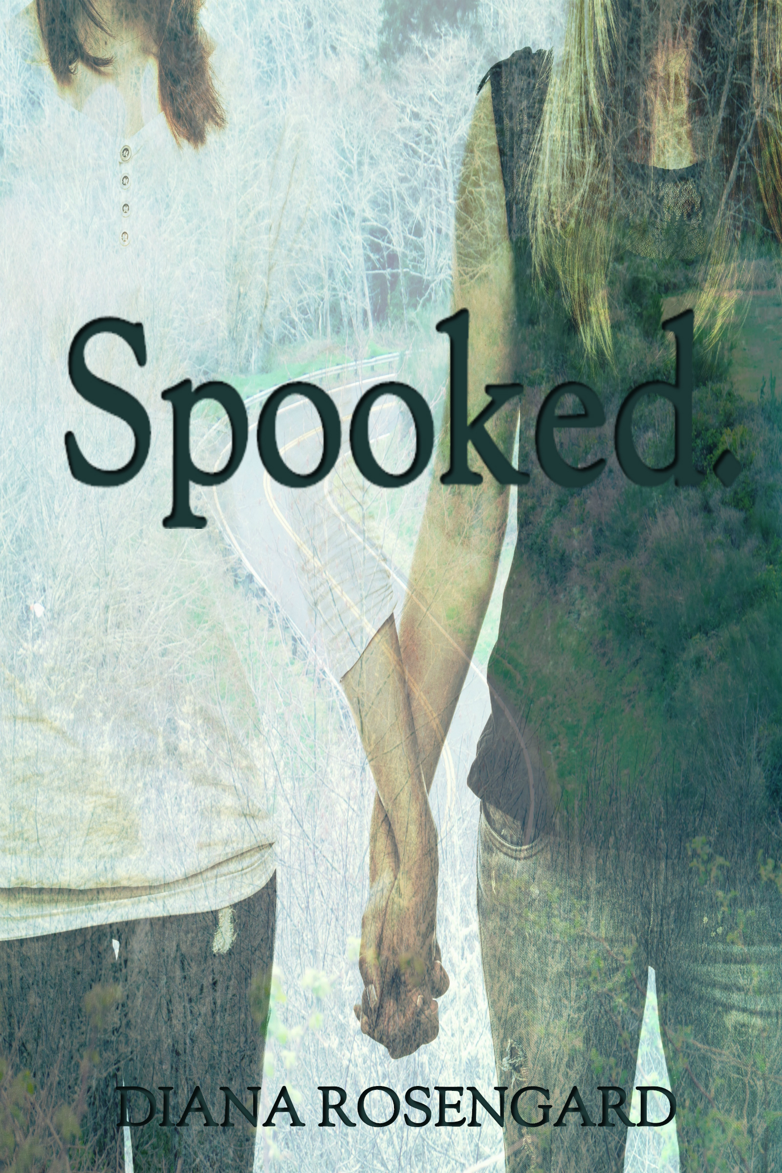 SPOOKED. cover