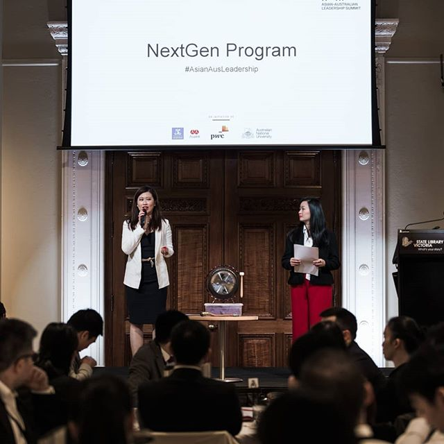 "Thank you @asialink, @unimelb @ouranu and @pwc_au for organising the inaugural Asian Australian Leadership Summit last week. A privilege to be invited to co-facilitate the NextGen program, designed specifically for Asian-Australians under 40. With @wesachau , together we hold space for thought- provoking discussions and listened to over 100 Asian Australian leaders of today and tomorrow about their ideas in tackling challenges and their lived experiences when championing for change.  Let's not stop from here. Conversations spark actions, change starts from every single of us and that is leadership. Collectively, we are going to break all ceilings. The change is NOW. As Tim Soutphommasane said: ""For us who are Asian-Australian, it is of course about us. But it can't just be about us. This is bigger and larger than us. It's about ensuring that Australia lives up to its promise. That Australia lives up to its very best."" #asianusleadership  #culturaldiversity #nextgen #diversityandinclusion #futureofwork #leadership #asianaustralian"