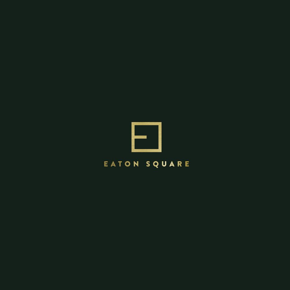 Eaton Square Restaurant Branding