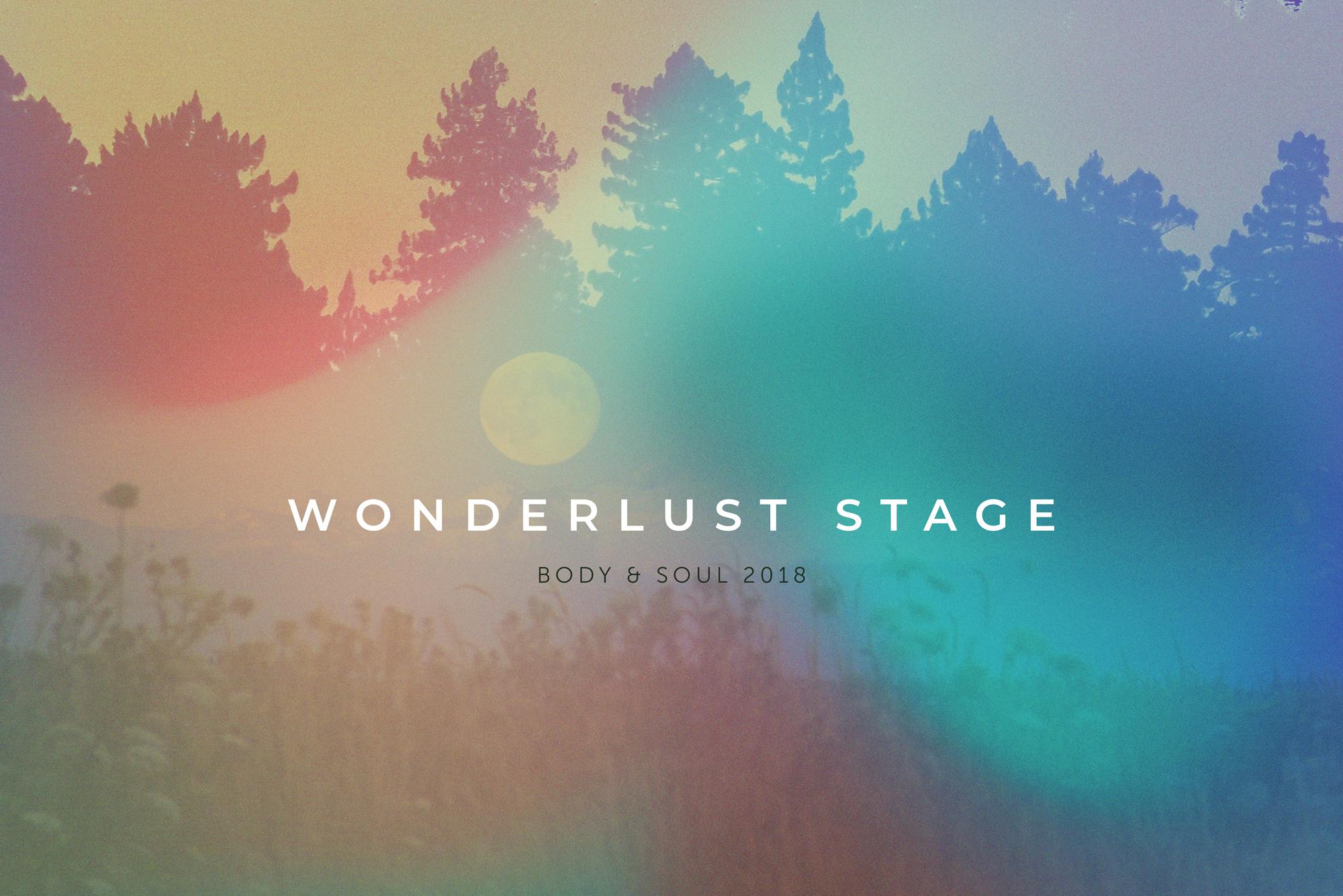 Wonderlust | Body & Soul