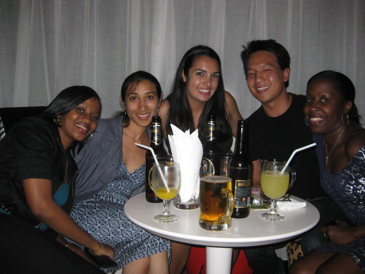 Savannah Lounge in Dar es Salaam
