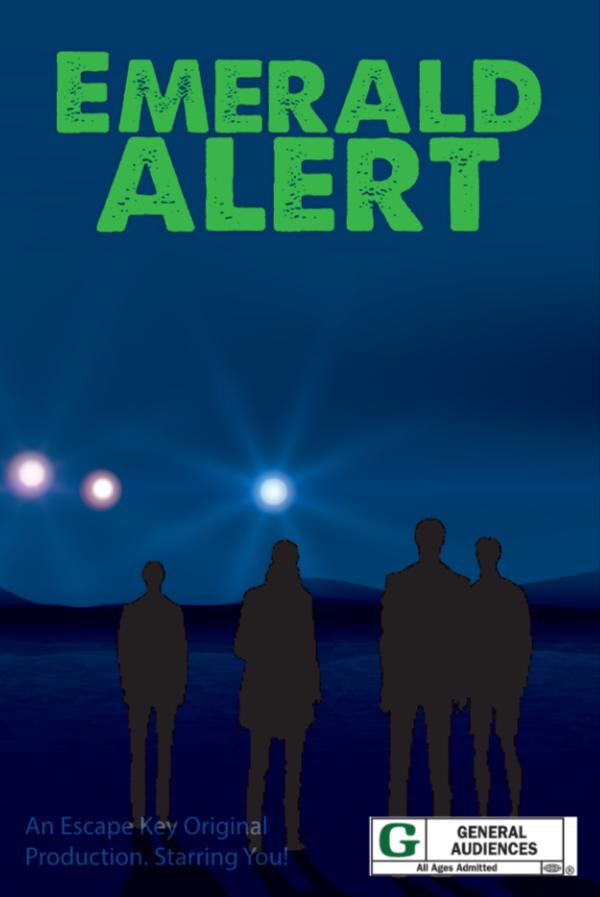 Escape Key - Posters - Emerald Alert.png