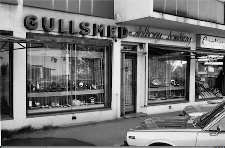 VÅR HISTORIE - Det hele startet i 1962 da Anthony og Rigmor Sandberg reiste fra Tønsberg til Lillestrøm for å realisere sine drømmer.Les om historien her →