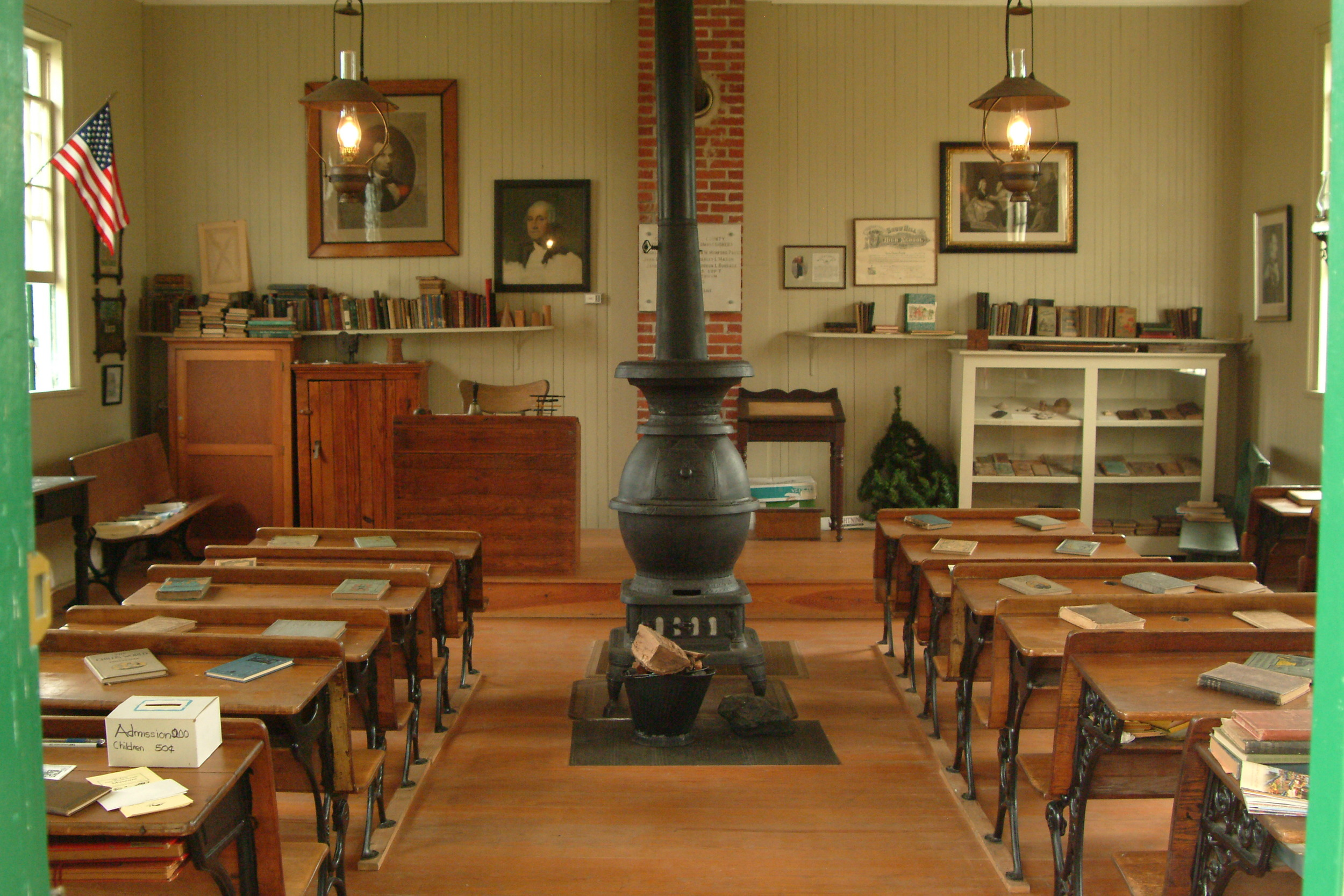 Mt. Zion One-room Schoolhouse