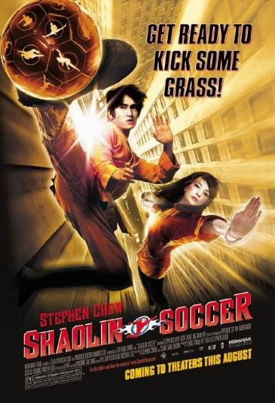 "One of Hong Kong's top screen comics, Stephen Chow, co-wrote, co-directed, and headlines this three-way blend of sports, action, and humor. Sing (Stephen Chow) is a modern-day Shaolin monk who has become a master of traditional fighting skills, and is renowned for his ""leg of steel."" However, these days there isn't much call for a Shaolin warrior, and Sing and his fellow monks earn their keep working menial jobs until a soccer coach gets the bright idea of translating Sing's talent for kicking to the soccer field. Sing becomes the lynchpin of a team playing in a tournament that could net them a $1 million purse, but even with Sing's footwork, beating the steroid-fueled champions will be no easy task. Shaolin Soccer also features Man Tat Ng and Vicki Zhao."