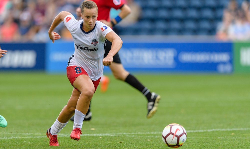 Photo credit: Washington Spirit