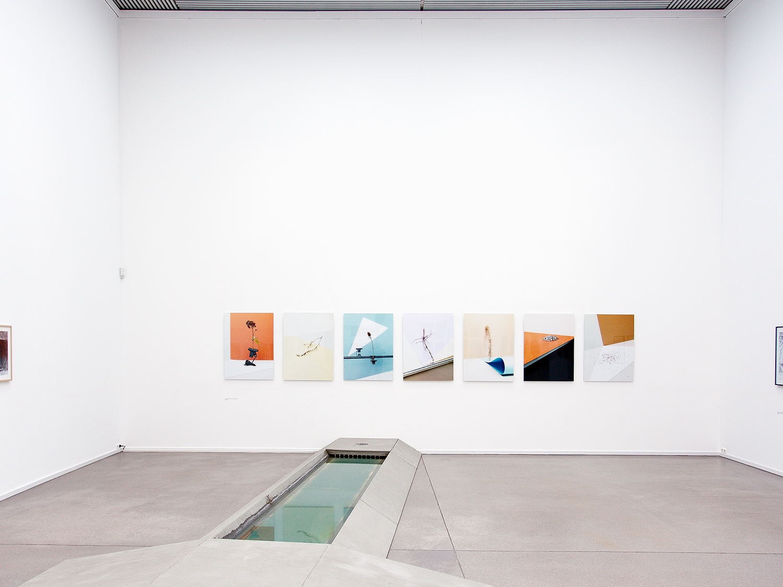 Fieldworks #1, CONCRETE POETRY, Kunstmuseum Bochum