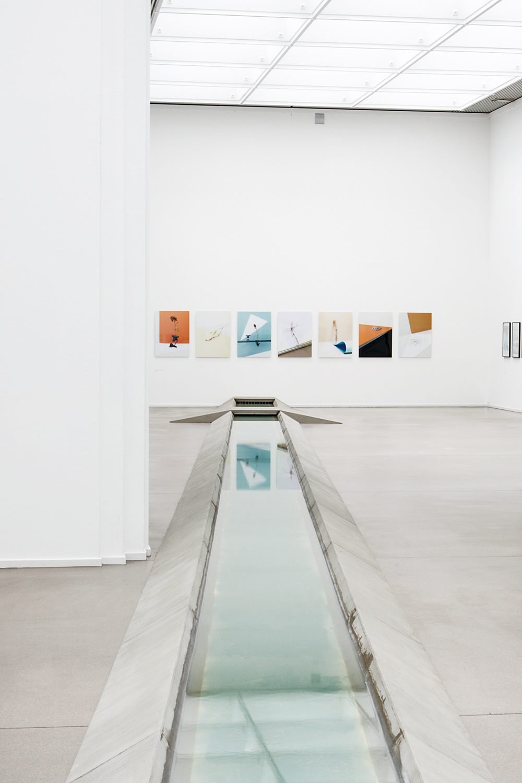 Fieldworks #2, CONCRETE POETRY, Kunstmuseum Bochum