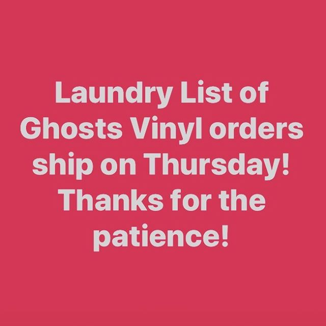 Place your order at the link in our profile. #newmusic #vinyl #rocknroll