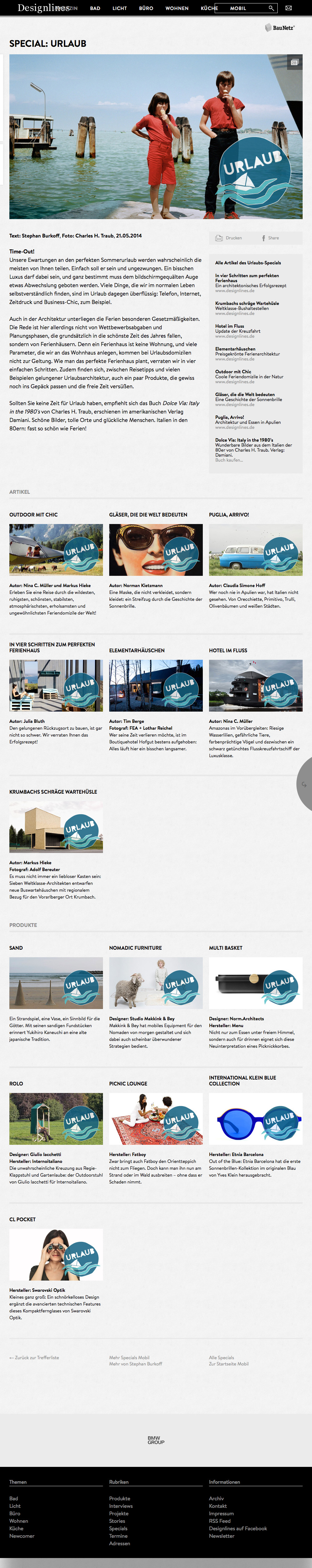 Dolce Via - Designline (Germany) - May 21 2014 .jpg