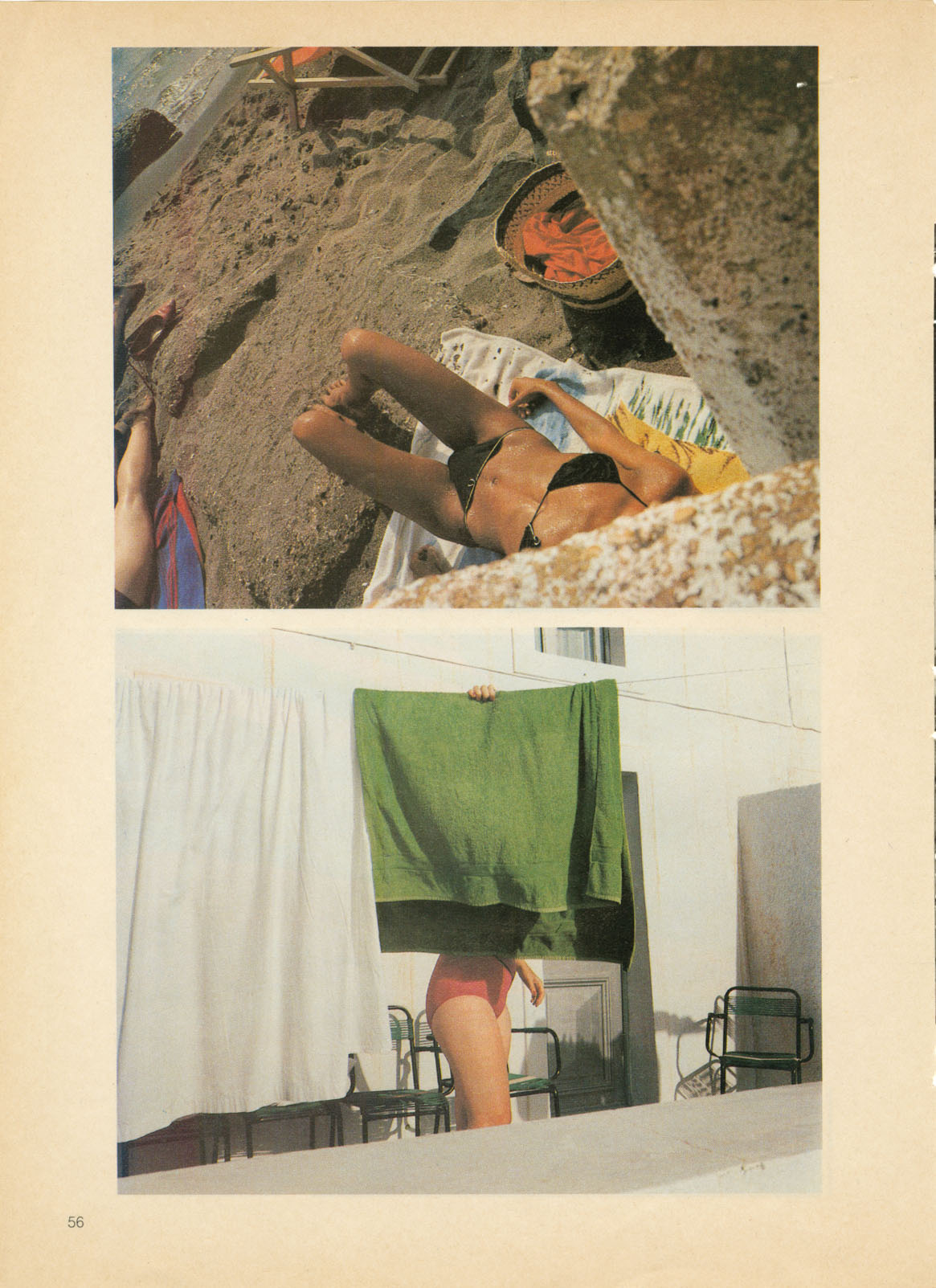 American Photographer - Article about Charles work - 1984 003.jpg
