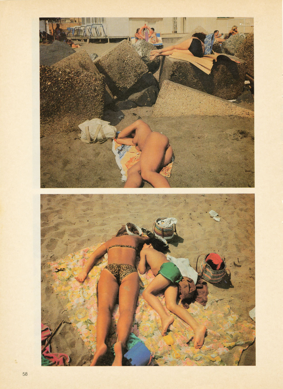 American Photographer - Article about Charles work - 1984 005.jpg