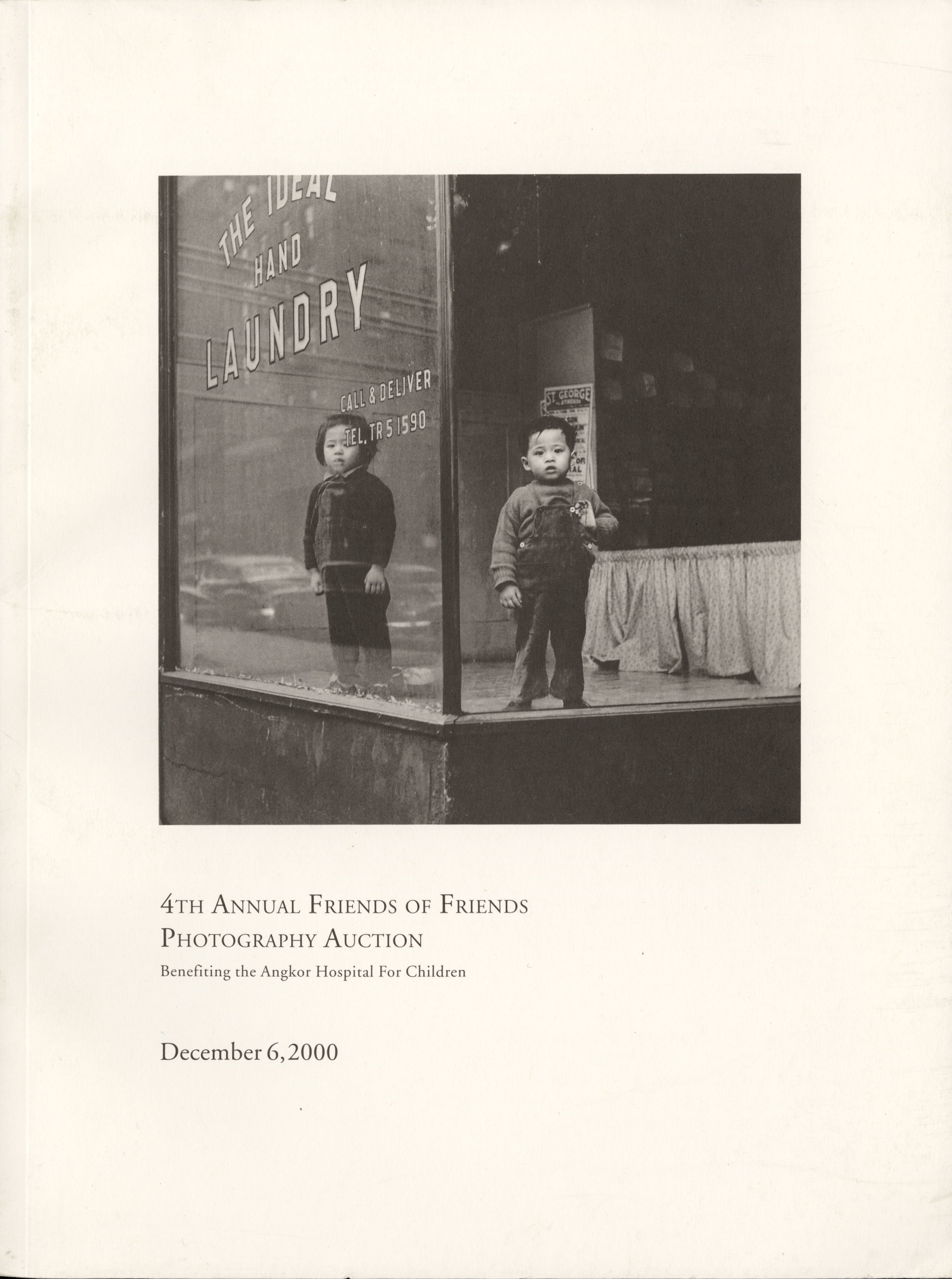 4th Annual Friends of Friends Photography Auction - Auction Catalog - photo - December 2000 001.jpg