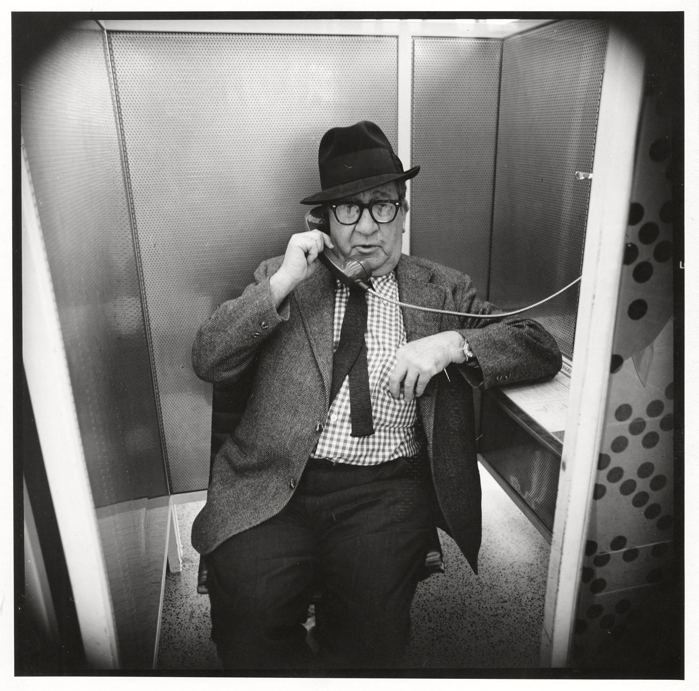 Aaron Siskind, Chicago, 1974