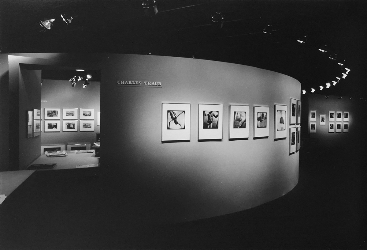 Charles Traub's Exhibition, Light Gallery, 1979