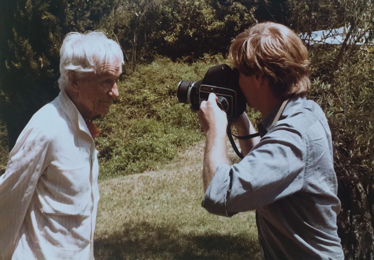 Charles H. Traub and Jacques Henri Lartigue