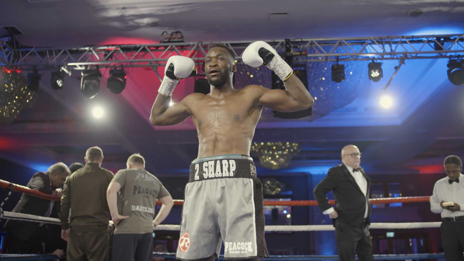 NORDOFF ROBINS CHARITY BOXING - A boxing event video shot, graded and edited by Tilly Harding-Kemp.Production Company: GH05T
