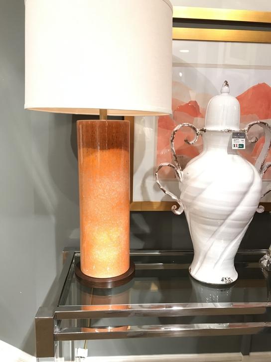 jennifer-lynn-interiors-dutchess-county-12401-design-home-trends-spring-orange-lamp