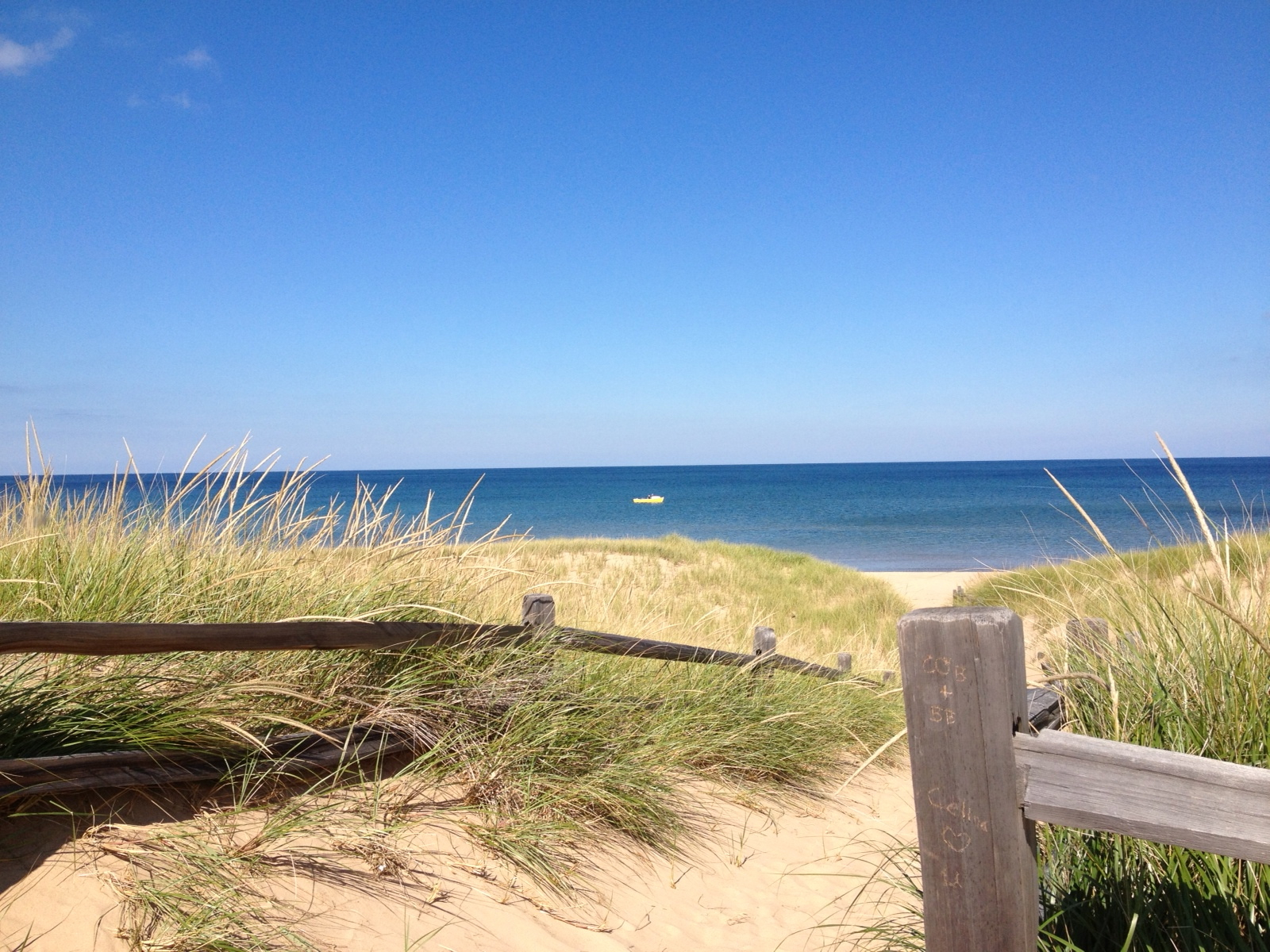 East Hampton beaches are among the best in the world.