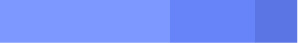 Pantone: 7452 U  CMYK: 51/38/0/0  RGB: 125/153/255  Hex: #7D99FF