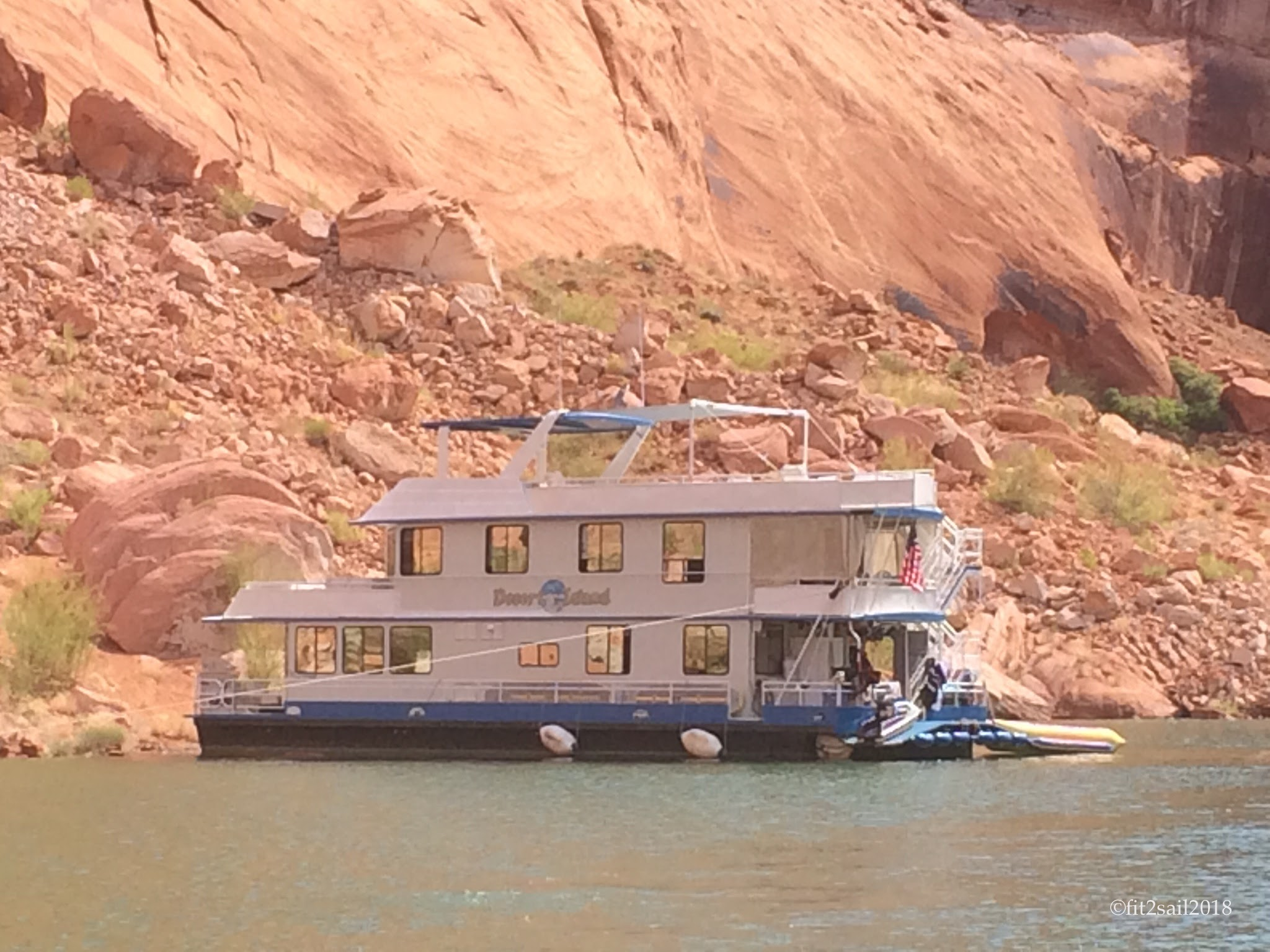 Lake Powell perfection