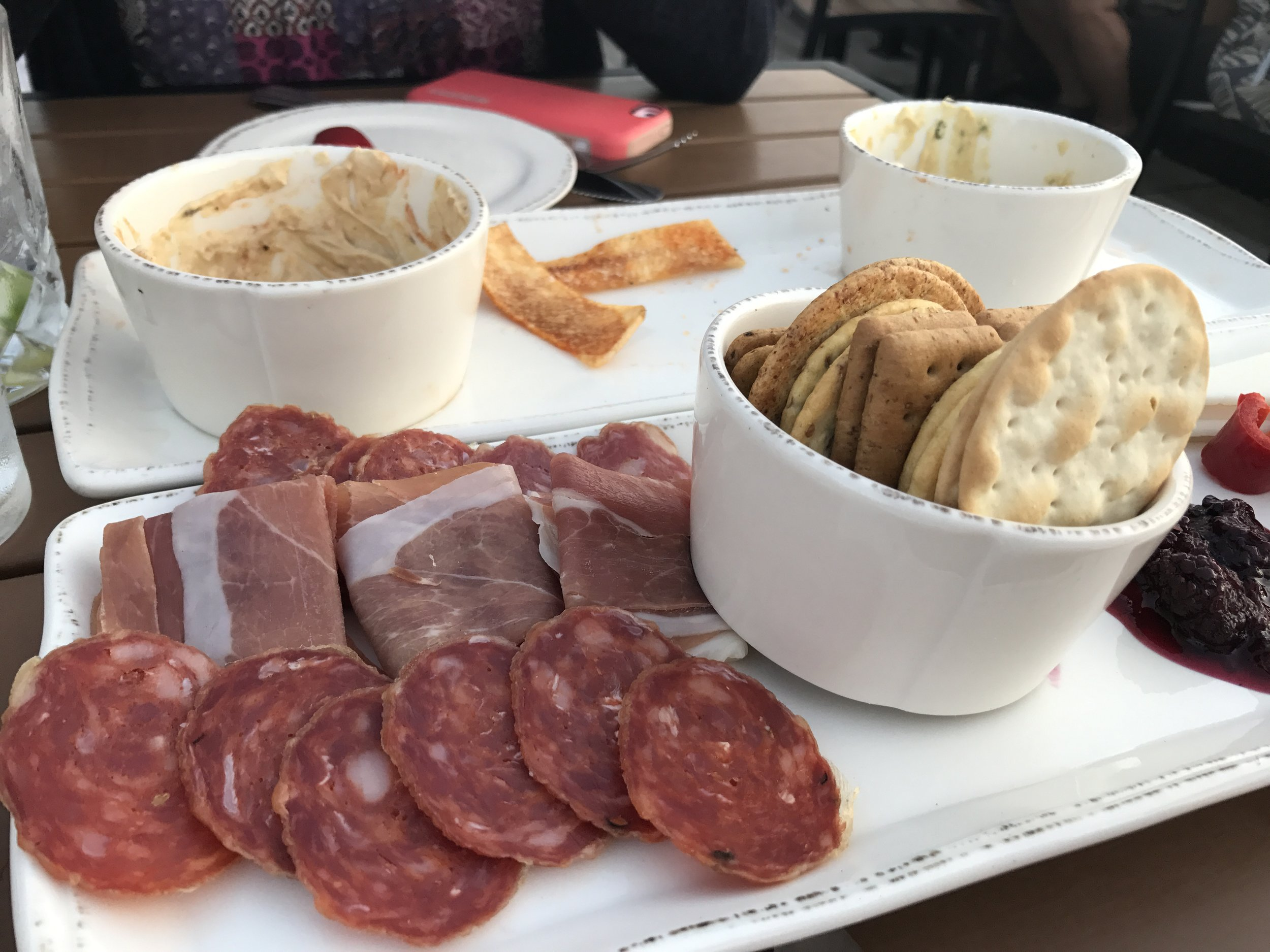 Can't decide on dinner? Oooh! Nibbles!