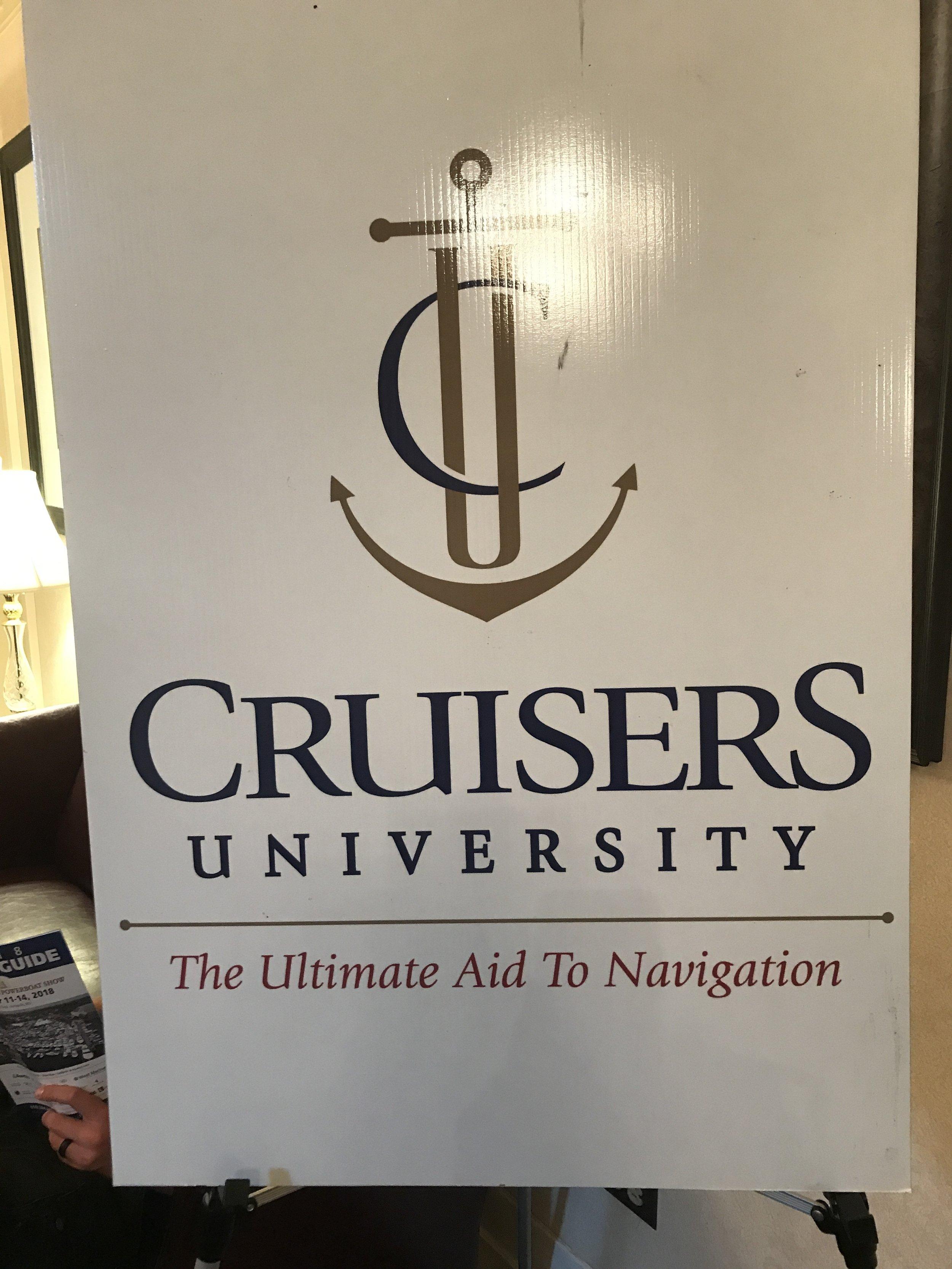 Cruiser's U!