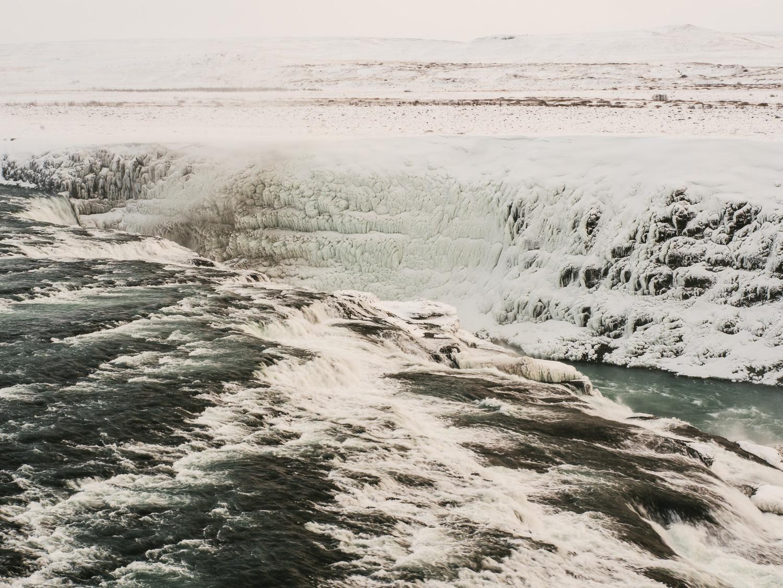Gulfoss Falls.